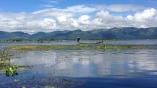 Fishermen on Inle Lake, Aug 2015 © Cas Sutherland
