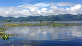 Fishermen on Inle Lake, Aug 2015 © Cas Sutherland