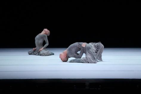 Tao and Duan in '2' &copy: Wang Xiaojing