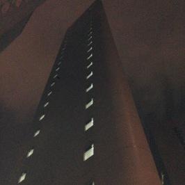 Dystopian skyscraper, Hong Kong, Nov 2015 © Cas Sutherland
