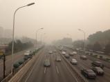 Beijing's smog, Nov 2015 © Cas Sutherland
