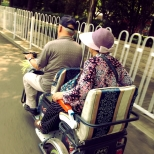 āyí mobile, Beijing, Sept 2016 © Cas Sutherland