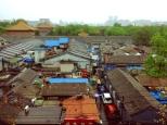 Beijing's hutongs, April 2016 © CasCatherine