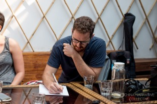 Sven Romberg, content development