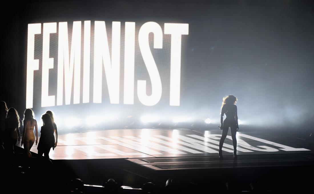 Beyonce's 2014 MTV Video Music Awards