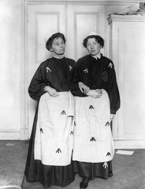 emmeline-and-cristabel-pankhurst