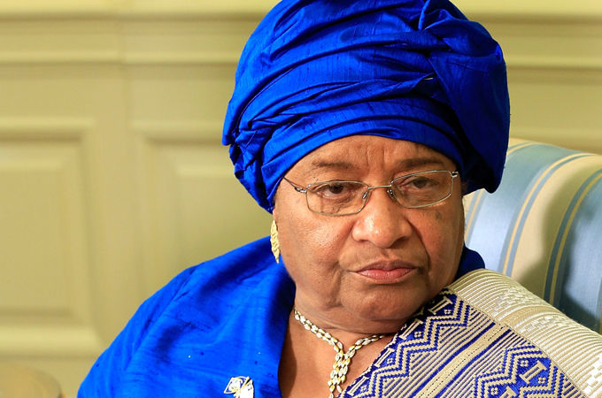 Johnson-Sirleaf