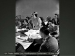 Bertha Lutz, San Francisco Conference, 15 June 1945